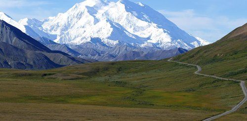 Mount Denali Nationalpark Alaska