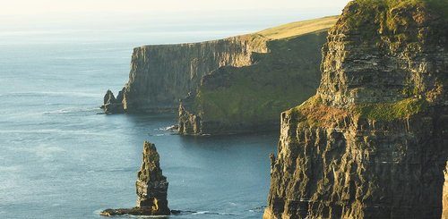 Cliffs of Moher im County Clare