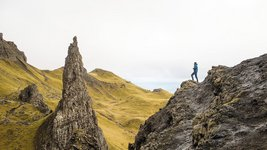 Wanderreisen Skye - Old Man of Storr