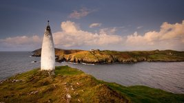 Leuchtturm in Baltimore im County Cork
