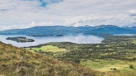 Landschaft in Schottland von der Wanderreise Islands and Highlands in Schottland