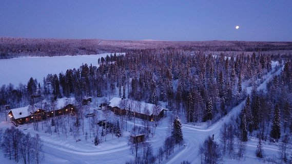 Winterurlaub in Finnland